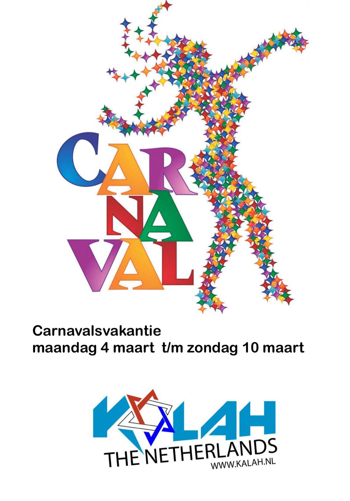Carnavalsvakantie 2019
