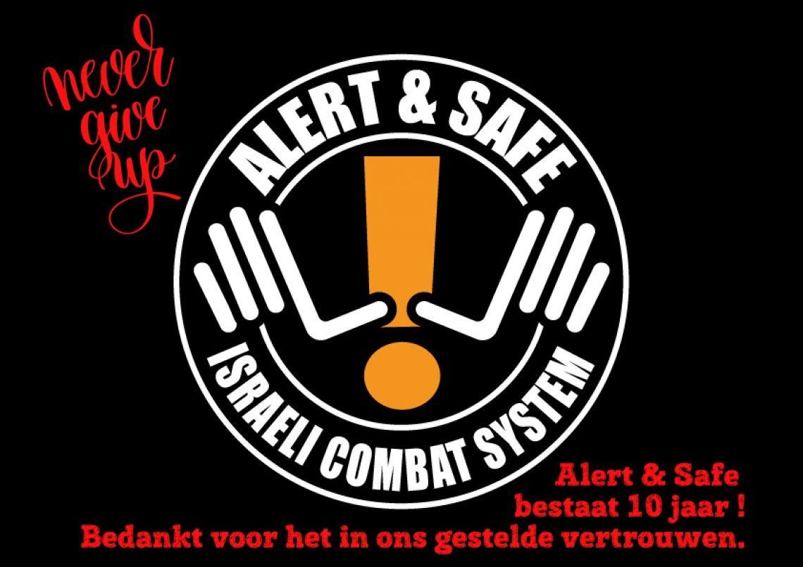 Alert & Safe 10 jaar van Krav Maga tot directie kALAH the Netherlands.